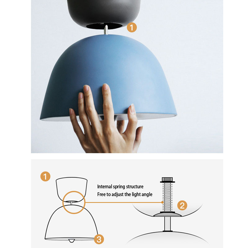 Creative luxury Nordic lamp