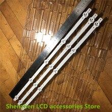 15 Pz/set 5LED 530 millimetri retroilluminazione A LED per L2830HD 28C2000B SVJ280A01 REV3 5LED 130402 M280X13 E1 H 100% nuovo