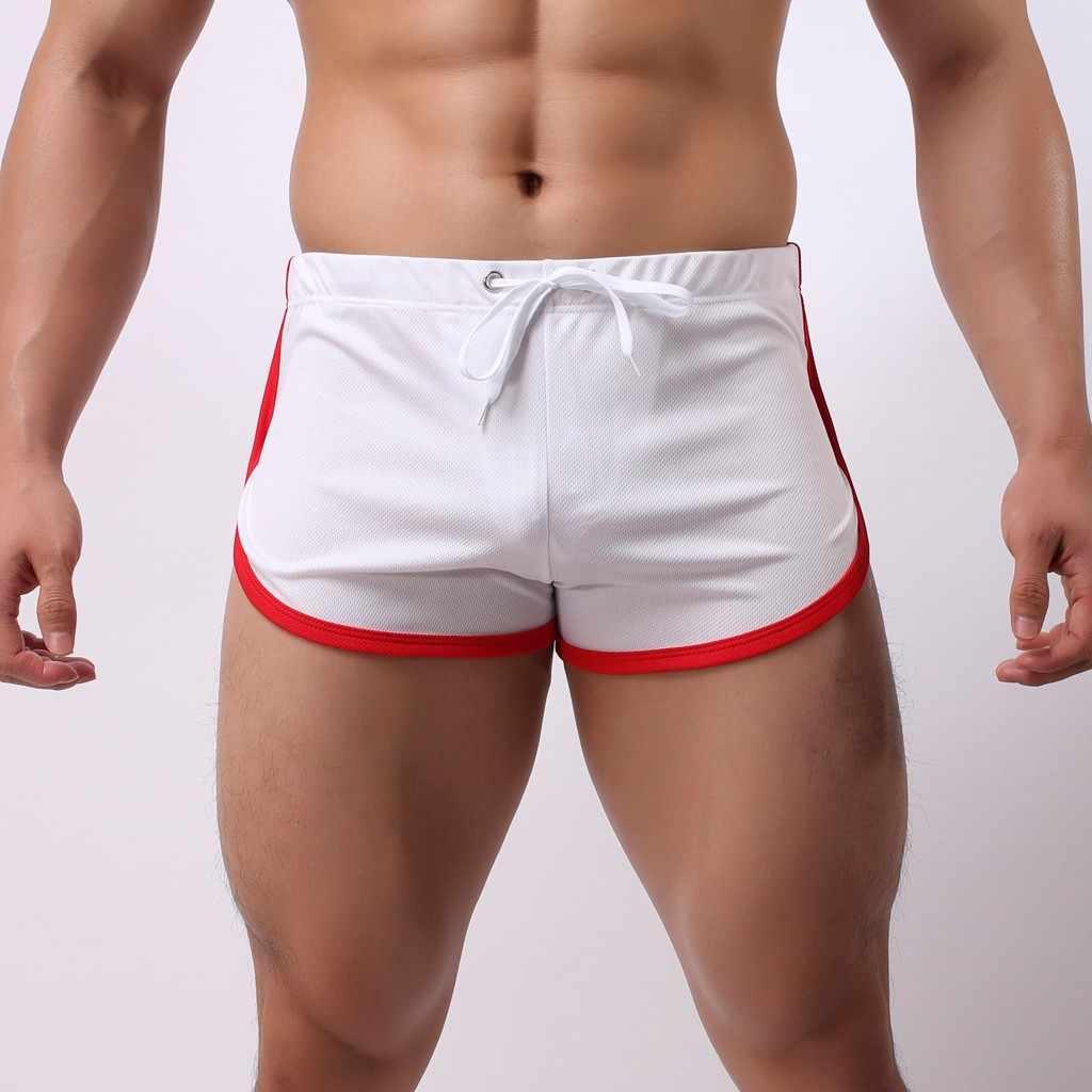 Для мужчин для девочек; Детские шорты; Новые короткие мужские шорты на лето Спортивные шорты из быстросохнущего и Повседневное Flatpants кружевные шорты pantalones hombre