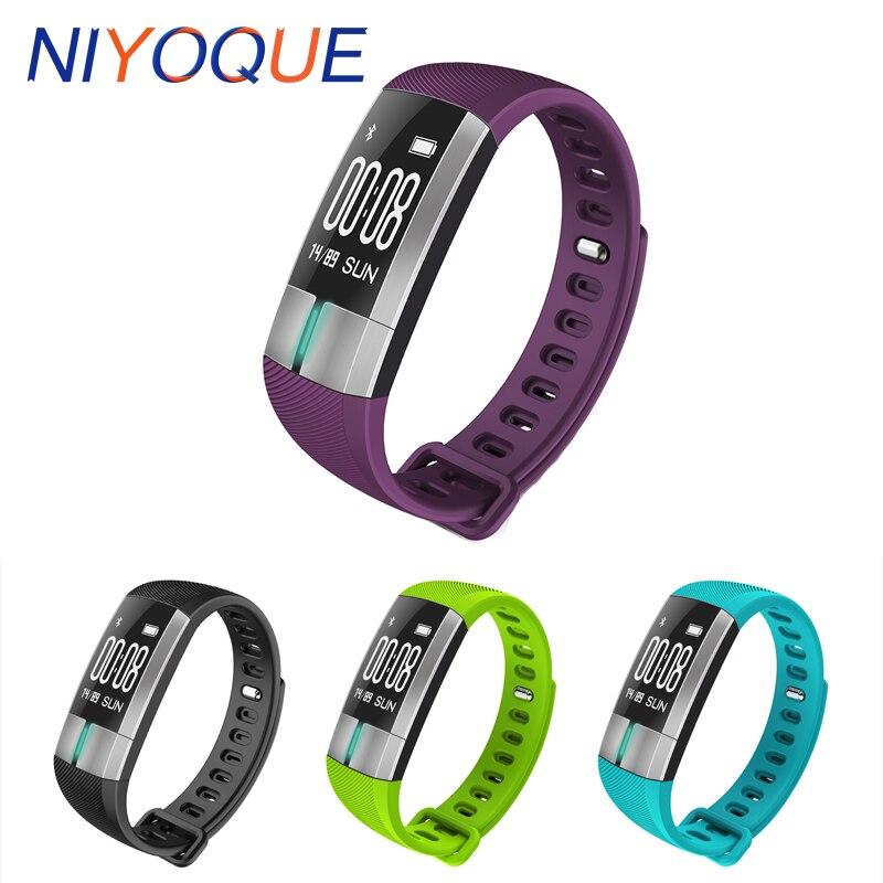 NIYOQUE G20 ECG Monitoring Smart Band Blood Pressure Watch Heart Rate Smart Fitness Tracker Bracelet smart
