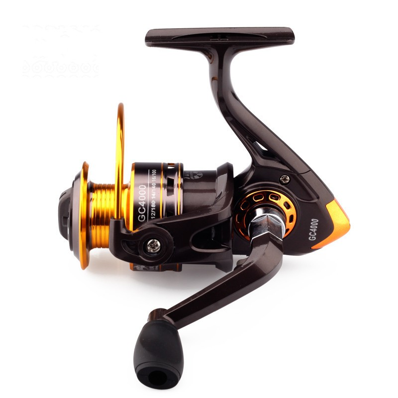 Right//Left Interchangeable 13BB Ball Bearing Fishing Spinning Reel ASK Series fa