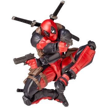 Marvel Super Hero серии № 001 Дэдпул фигурки героев игрушка кукла с коробкой 6 см