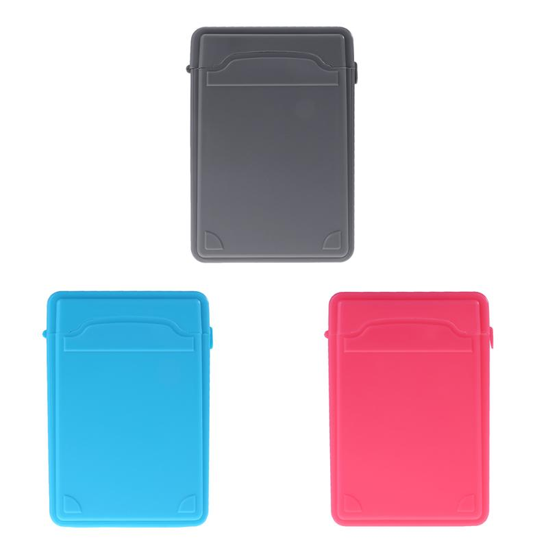 Anti static Shockproof Protective PP HDD Caddy Case font b External b font font b Storage