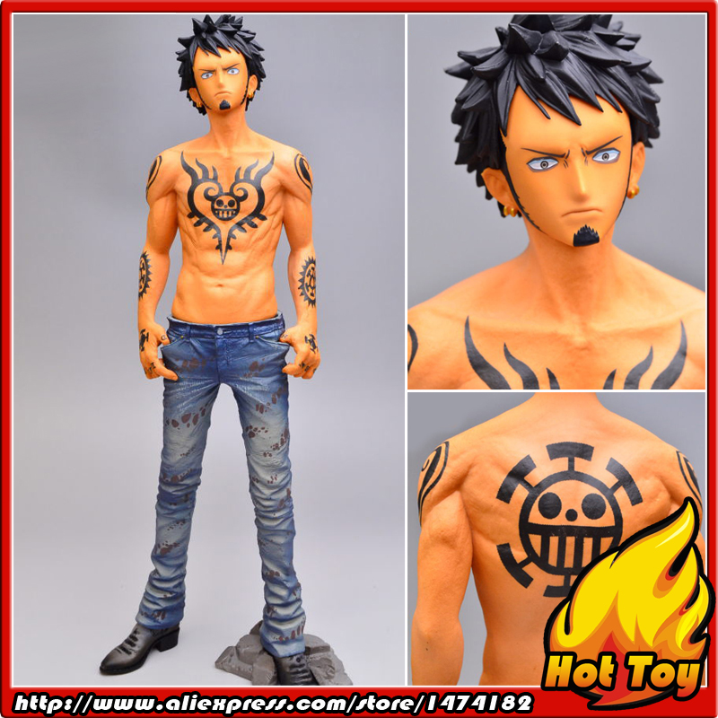 100% Original Banpresto KING OF ARTIST Collection Figure - THE TRAFALGAR.LAW from ONE PIECE