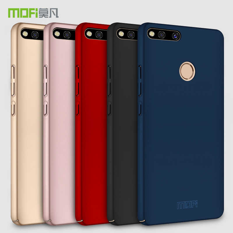 Original MOFi Brand for Qiku 360 N7 case silicone scrub cover hard PC Back cover For Qiku 360 N7 cases