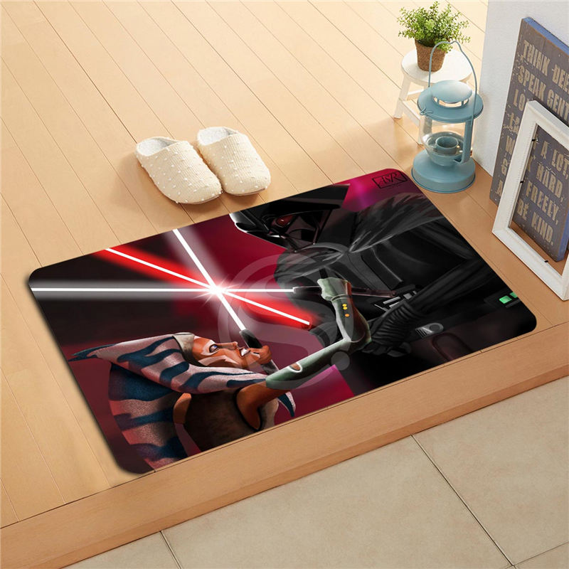 Floor Decor Coupons: Tf&r220 Custom Star Wars Star Wars Doormat Home Decor Door