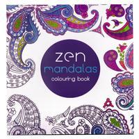 1 PC 128 Pages 21cm 21cm Zen Mandalas Coloring Books Relieve Stress Graffiti Painting Drawing Secret