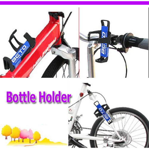Free Shipping Cycling Bike Bicycle Quick Release Type Water Bottle Holder Black White Red