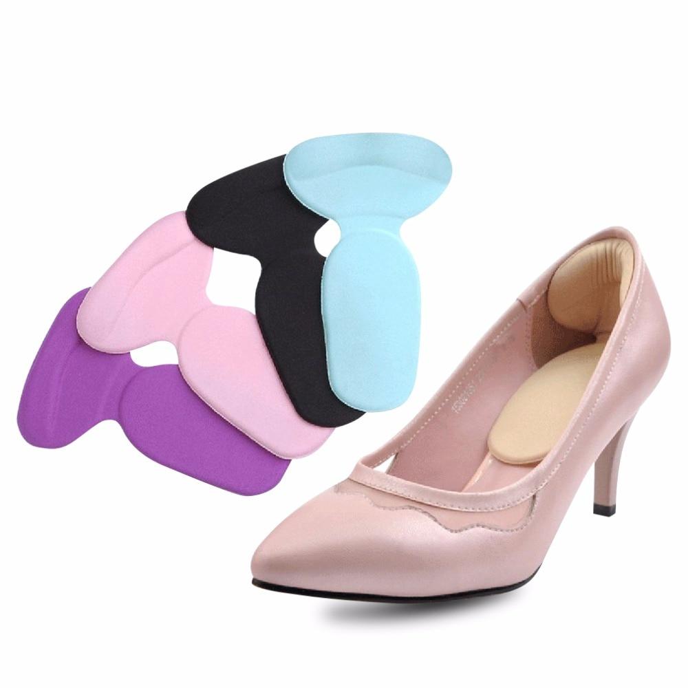 1 páros puha szilikon sarokpárna párna cipőbetét láb láb - Bőrápolási eszközök