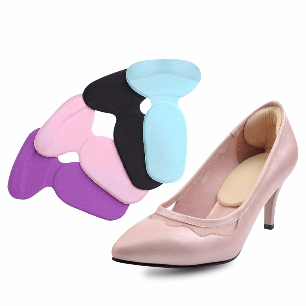 1 par mjuka silikonhölje kuddar kudde sko pad fotpatch innersula - Hudvårdsverktyg