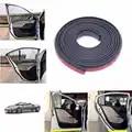 Z Vorm 4m Autodeur Rubber Weer Seal Strip EPDM Geluidsisolatie Tochtstrip Nieuwe Drop Shipping