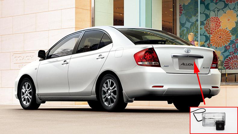 Toyota Allion (T240 T245) 20042007  (1)
