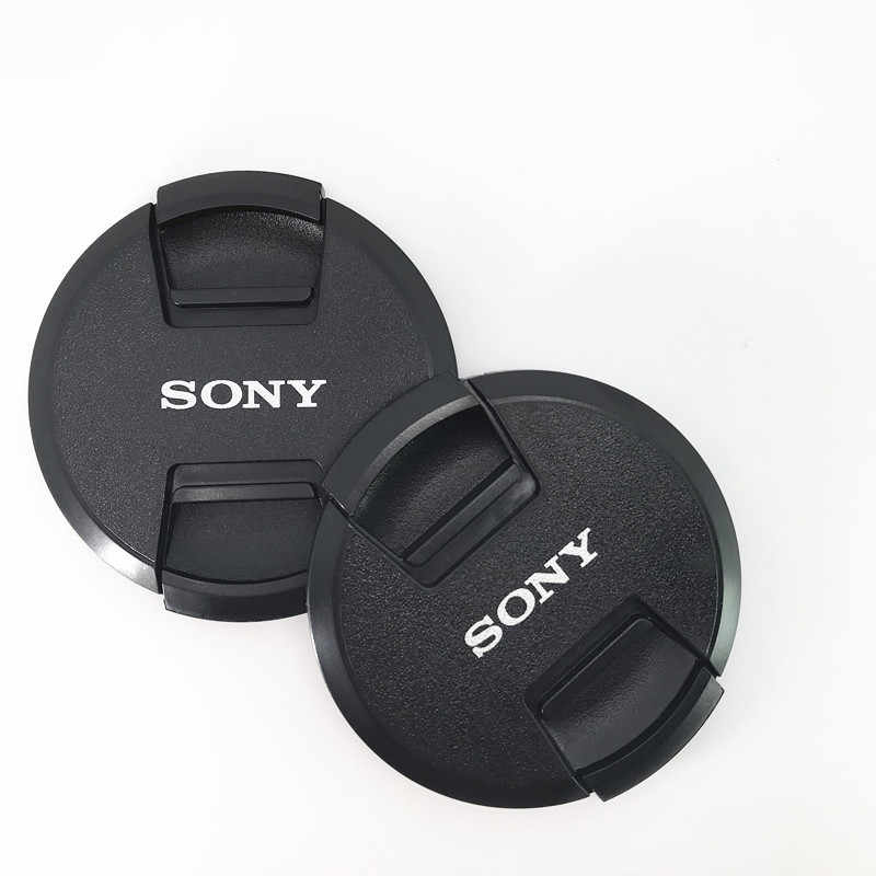 The new arrival Second Generation Camera lens cover cap 40.5/49/55mm for 28-70mm A7 A7II A7R A7R2  A6300 A6000NEX5R /hx300