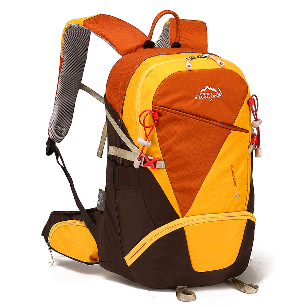 LION LOCALE 25L 2017 nouveau professionnel en plein air alpinisme sac à dos camping voyage sac et économies étanche sac à dos
