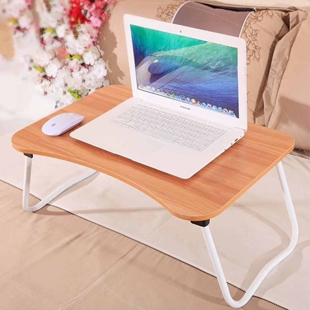 все цены на Good AC0400008 Laptop stand computer desk bed portable convenient cleaning folding card slot desktop table security