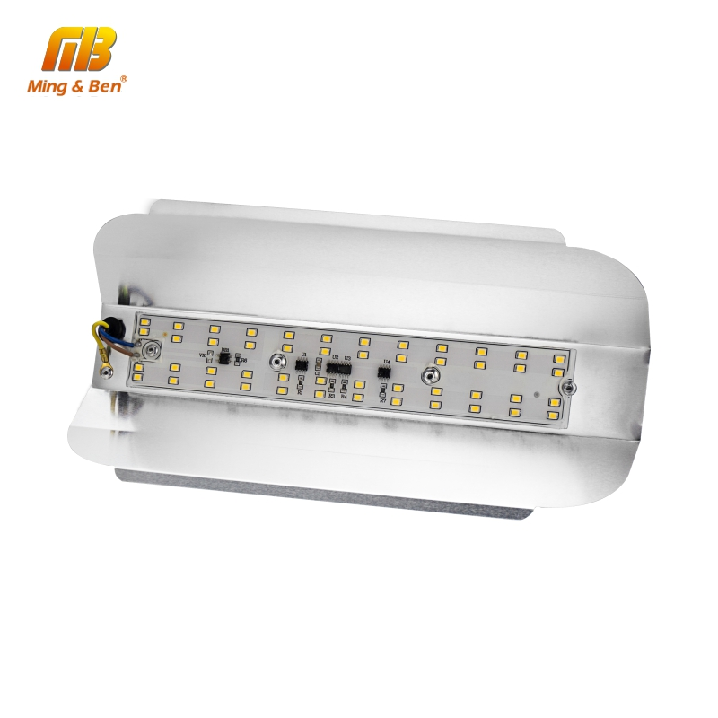 LED Floodlight 50W 100W SMD2835 LED Spotlight IP65 Waterproof LED Outdoor Lighting AC 220V 230V Ultra Thin Design Wall Lamp