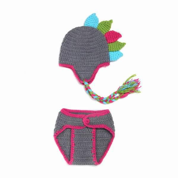 Venta caliente linda trajes bebé clothing dinosaurio sombreros del ...