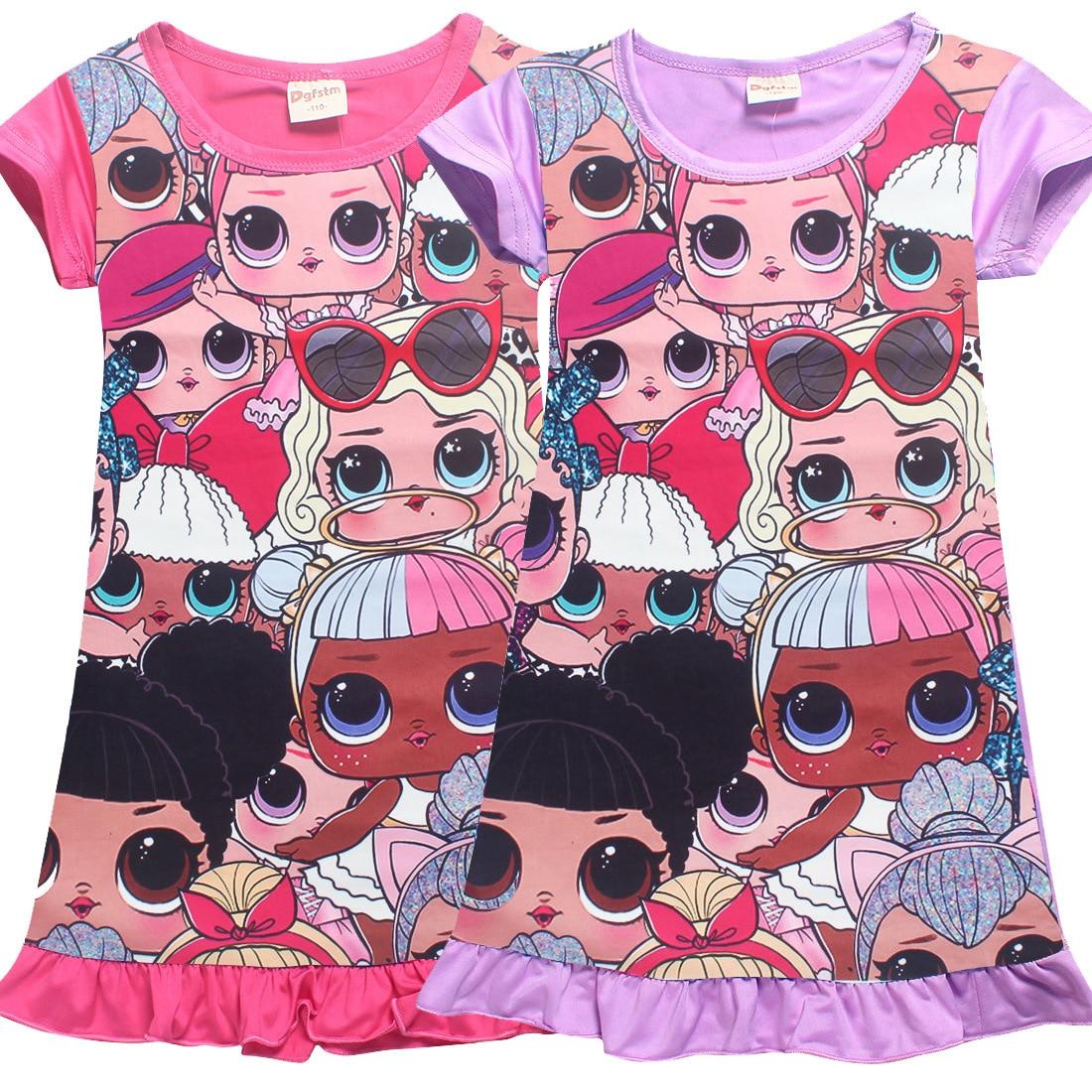 С оборками для девочек милое платье принцессы для маленьких детей Одежда для девочек Платья для праздников и дней рождения детей Костюмы ро...