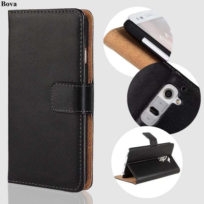 Prémiové PU kožené peněženky Flip Cover pouzdro pro LG G2 D801 D802 D803 D804 se sloty pro karty a držákem hotovosti GG