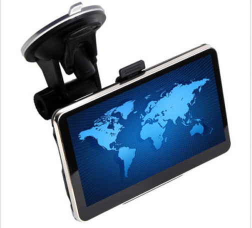 5  inch GPS Car Navigation with FM build in 4G load Navitel map 9.1 or full Europe map
