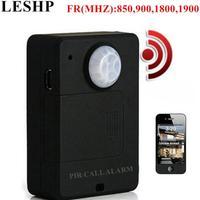 Mini PIR Alarm Sensor A9 Infrared GSM Wireless Alarm High Sensitivity Monitor Motion Detection Anti Theft