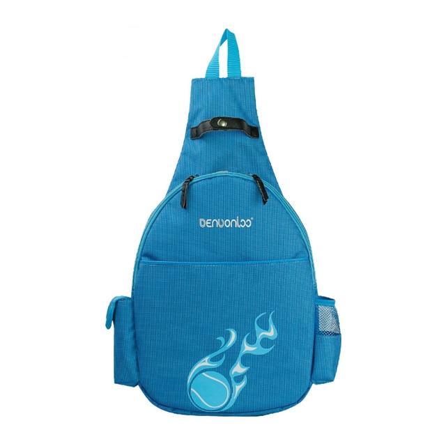 Спортивные сумки для женщин с двойным плечом теннисная сумка бадминтон сумки для ракетки рюкзак Теннисная ракетка рюкзак сумка для мужчин