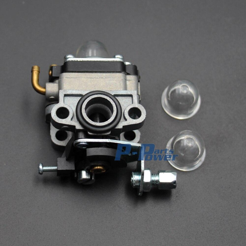 New Carburetor Carb & PRIMER BULB For Shindaiwa String Trimmer T230 T230B T230X T230XR T230BA carburetor carb carb carburetorcarburetor trimmer - AliExpress