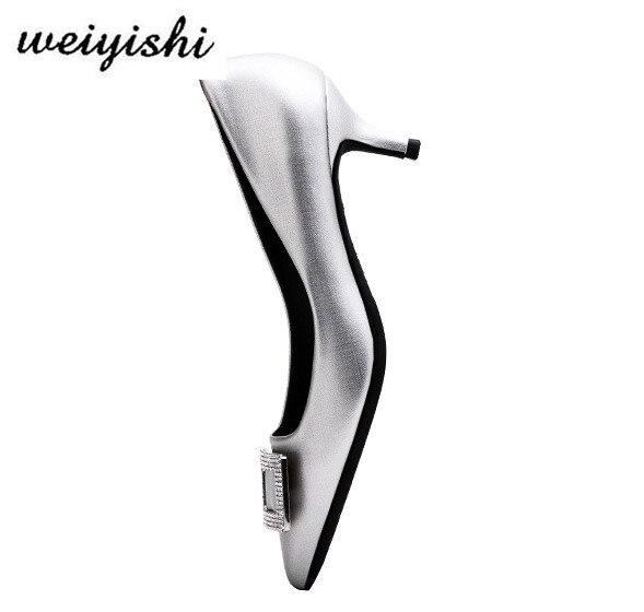 Frauen Mode Neue Marke Schuhe Weiyishi 007 Dame 2018 Schuhe q7gdpTwgx