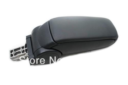 Center Console Armrest (Leatherette Black) For Chevrolet Cruze