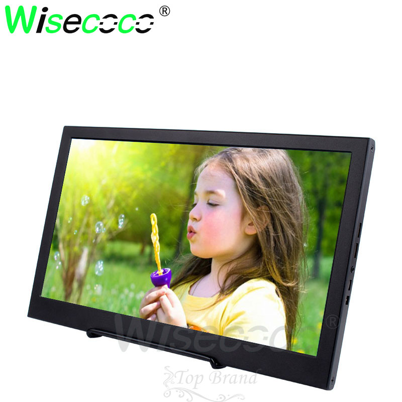 13 3 inch Supper Ultra narrow Border Portable Computer Monitor PC 1920x1080 IPS LCD LED Display
