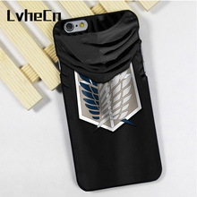 Attack on Titan Shingeki no Kyojin Phone Case Cover for iPhone