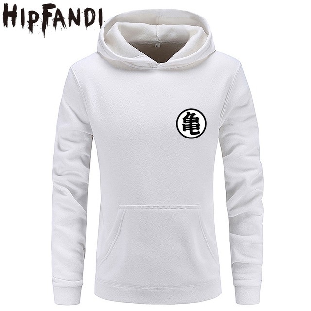 Dragon Ball Z 3D Hoodie Men O-neck Long Sleeve Sweatshirt