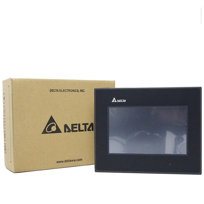 Delta NEW Original HMI 7 Touch Panel 800*480 Touch Screen support USB host DOP-B07S411 Y dop b07s411 delta hmi touch screen 7 inch 800 480 1 usb host new in box