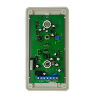 (1 PCS) wire outdoor Infrared Motion sensor self defense PIR Alarm 3 infrared sensor Intruder Alarm NC NO relay output options