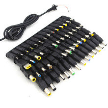 56pcs Universal Laptop AC DC Jack Power Supply Adapter Connector Plug for HP IBM Dell Apple Lenovo Acer Toshiba Notebook Cable