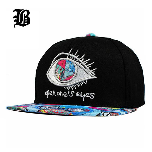 Flat hip hop fashion man cap