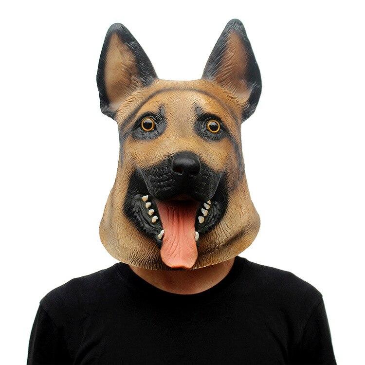 Gags e Câmera Escondida animal cão pastor alemão fontes Faixa Etária : Adultos