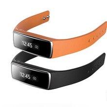 Водонепроницаемый Bluetooth 4.0 OLED умный браслет наручные часы Группа для iPhone IOS Android Бесплатная доставка и оптовая продажа NOA27