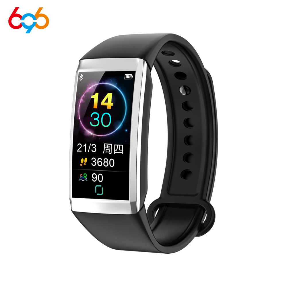 696 TD19 intelligent ring heart rate blood oxygen blood pressure detection intelligent call message reminder anti-release ring