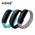 Deportes Impermeable Inteligente Pulsera Bluetooth Inteligente Banda Hombre Mujer Pulsera Para iOS Android Smartband Heart Rate Monitor de Fitness