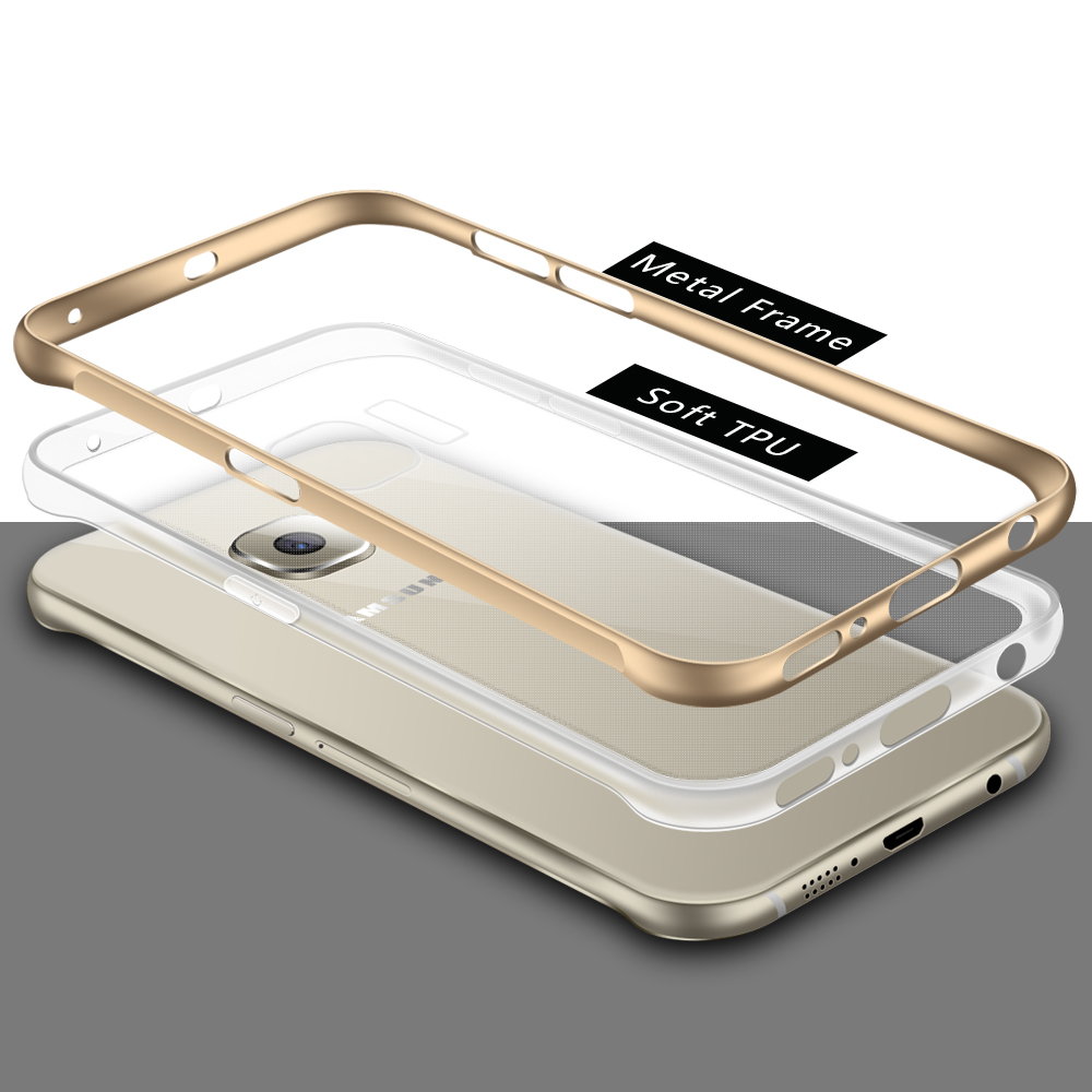 samsung s6 edge cases gold