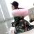 MAOMAOKONG 2016 Más tamaño Abrigos de Invierno Mujer Chaquetas Señoras Real Gran Mapache Cuello de piel Gruesa Abajo y Abrigos Esquimales verde del ejército
