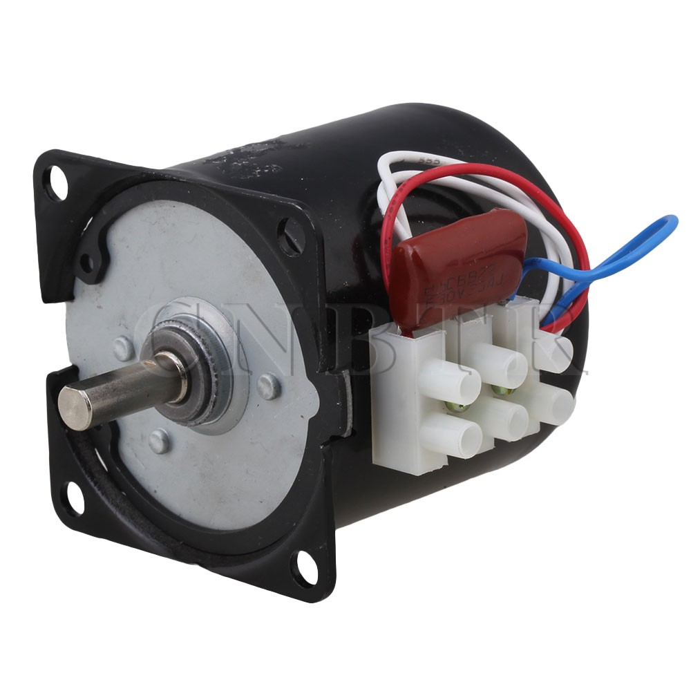 CNBTR High Torque AC 220V 30RPM Gear-Box Electric Synchronous Gear Motor Replacement baile brave man pleasure вибронасадка на пенис
