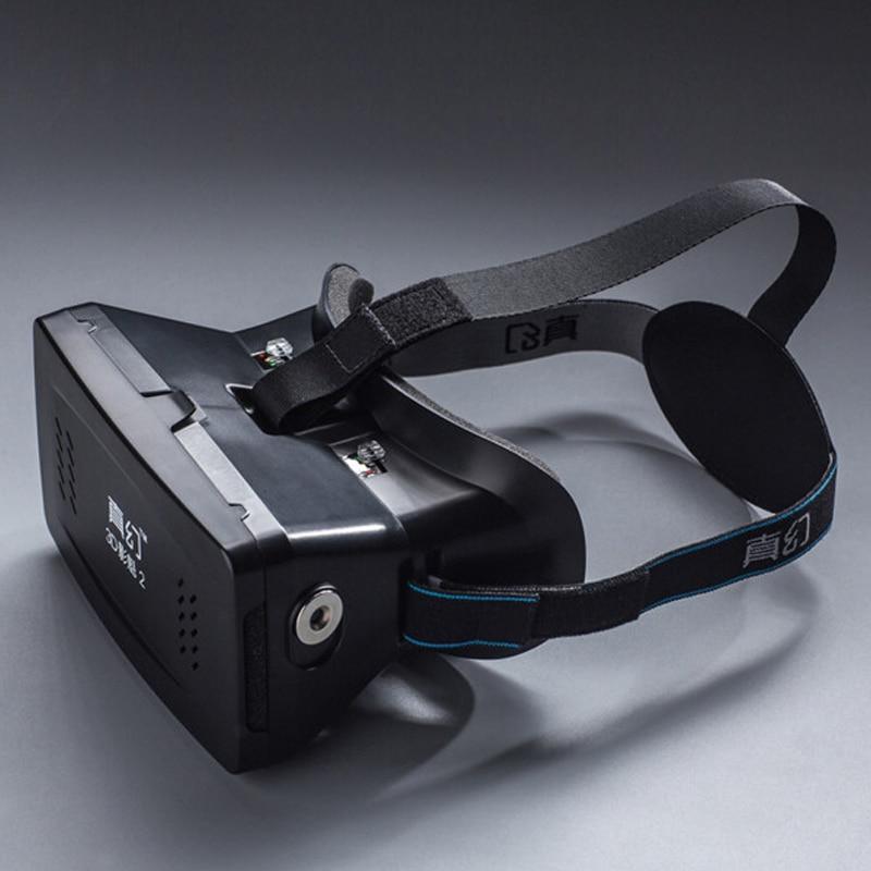 Head Mount Plastic Version <font><b>VR</b></font> <font><b>Virtual</b></font> <font><b>Reality</b></font> <font><b>Glasses</b></font> <font><b>magnet</b></font> <font><b>Control</b></font> Google Cardboard <font><b>for</b></font> 3D Movies Games 3.5-6 phone