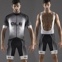 2018 ALE Cycling Set Summer Short Sleeves Cycling Jerseys Ropa Ciclismo Bicycle MTB Bike Clothing Sports