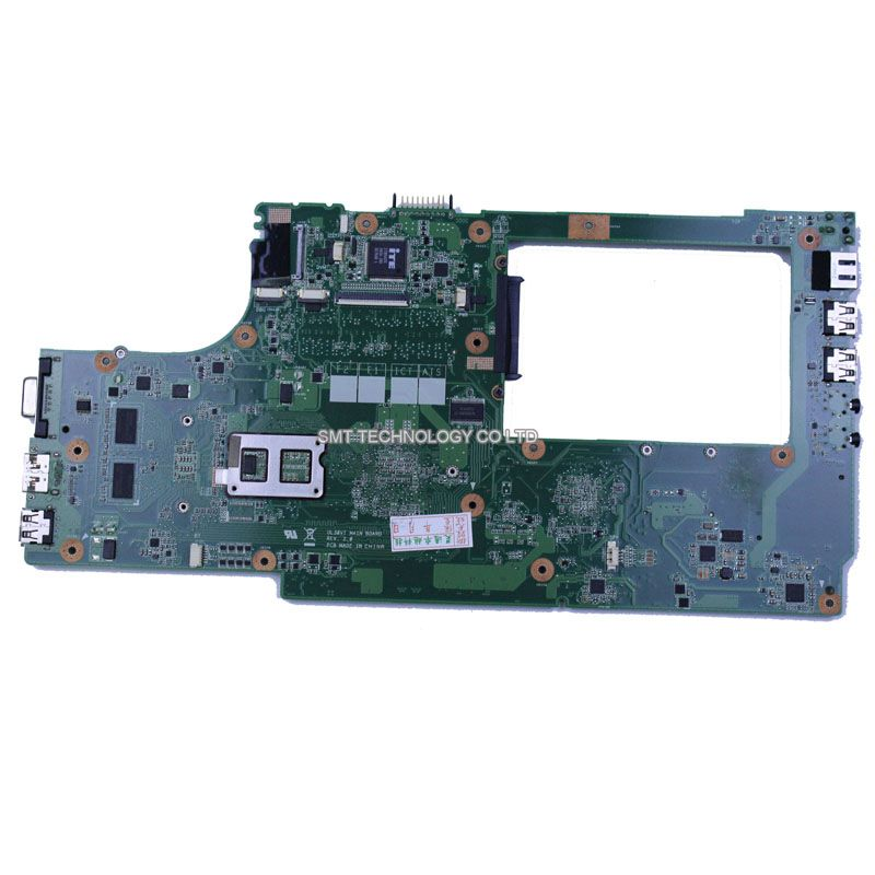 FOR Asus UL30V UL30VT Motherboard 60-NYHMB1000-B02 NON-INTEGRATED GRAPHICS 100% Work OK