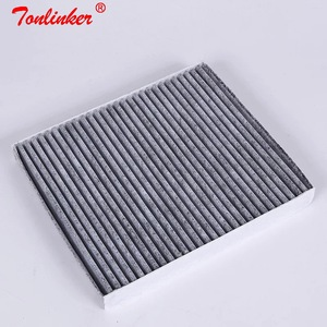 Image 1 - Cabin Filter Fit For SKODA FABIA 2 RAPID ROOMSTER Spaceback 1.2TSI 1.4T 1.6TDI 2007 2014 2015 Today1 Pcs Filter Car Accessoris