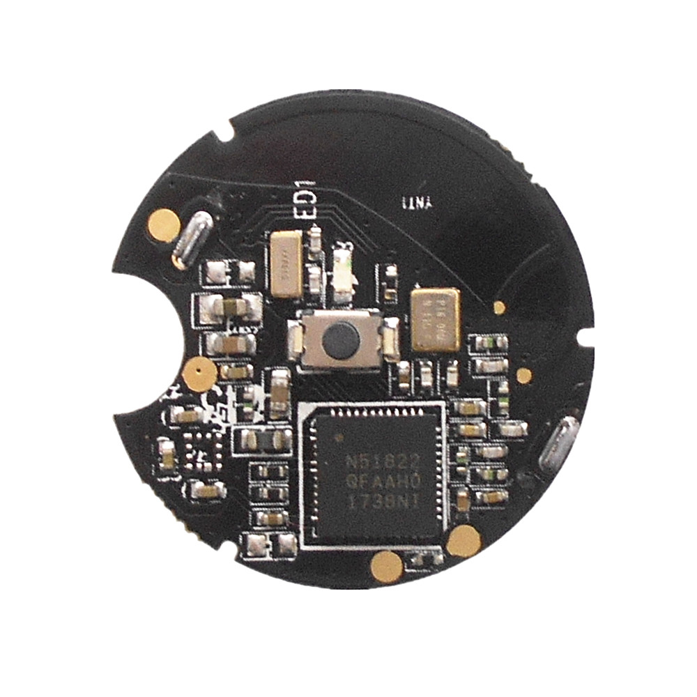 NRF51822 iBeacon ultra low power module build-in iBeacon firmware 4.0 bluetooth BLE module NRF51822 Beacon 0.65*9.6*24mm plastic