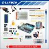Arduino Starter Kit for arduino Uno R3 - 9G Server /arduino sensor /1602 LCD / jumper Wire/ UNO R3/Resistor
