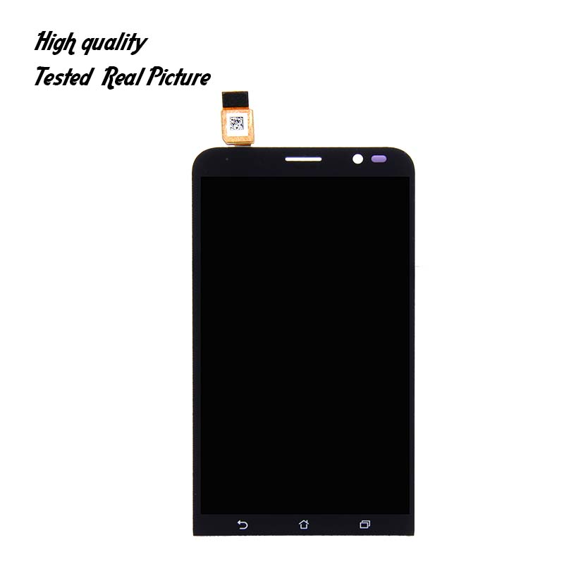 Free Shipping For Asus Zenfone GO TV TD-LTE ZB551KL ZB 551KL X013DB Digitizer Touch Screen Lcd Display Assembly Repair Part